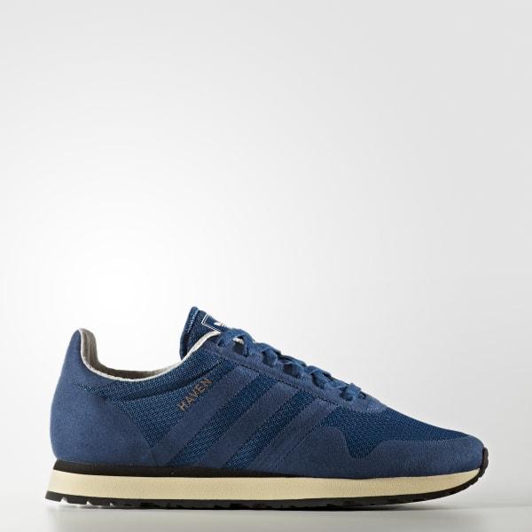 Haven Schuh blau BY9709