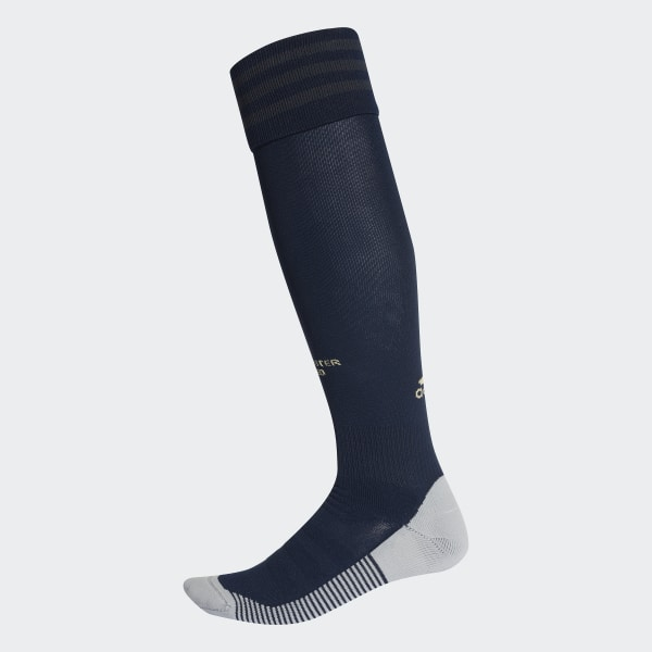 Manchester United Third Socks Blue CG0025