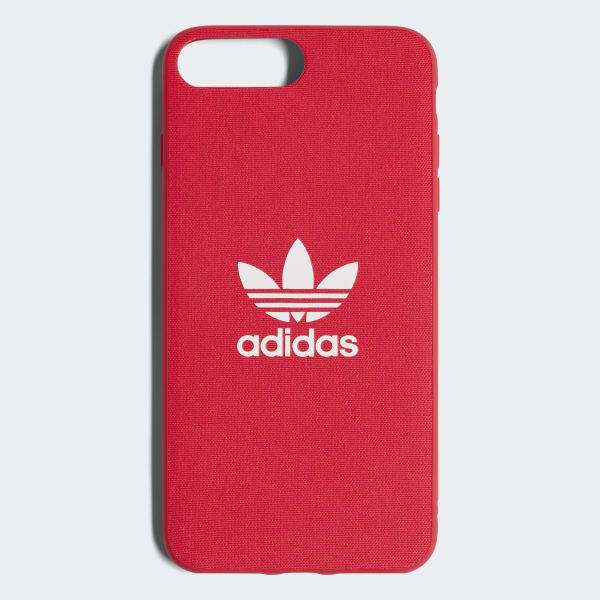 Adicolor Snap Case iPhone 8+ Red CJ6185