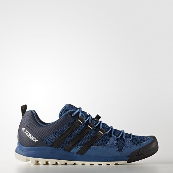 Zapatilla adidas TERREX Solo Azul BB5562
