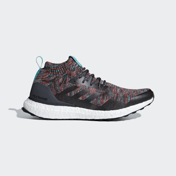 Ultraboost Mid Shoes Grey G26843