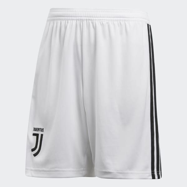Juventus Thuisshort wit CF3498
