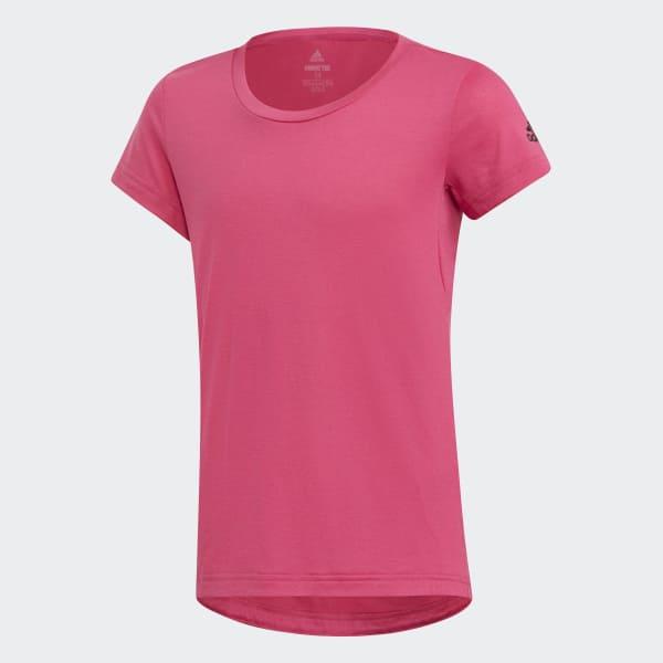T-shirt Training Prime Rosa DJ1099
