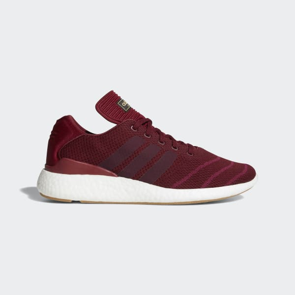 Busenitz Pureboost Primeknit Shoes Red CQ1159