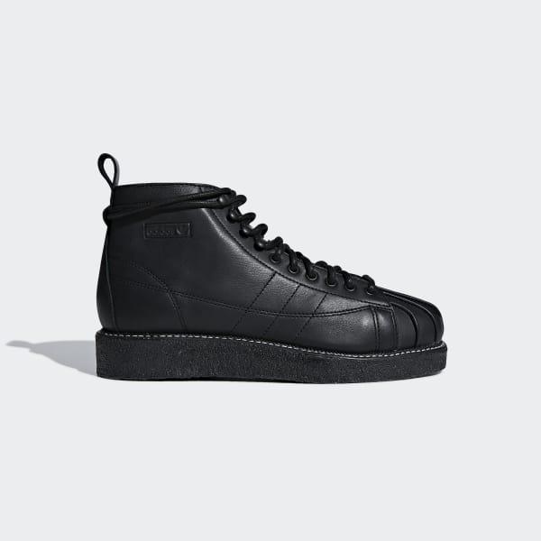 SST Luxe støvler Sort AQ1250