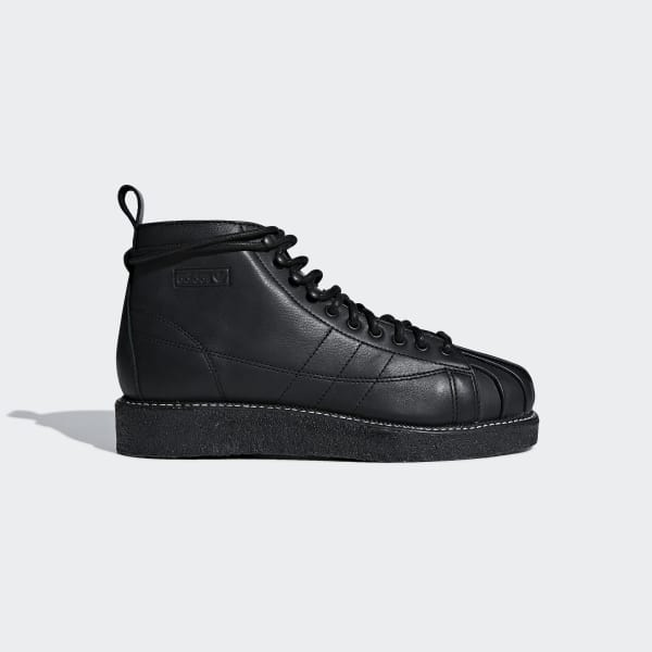 Superstar Luxe Schuh schwarz AQ1250