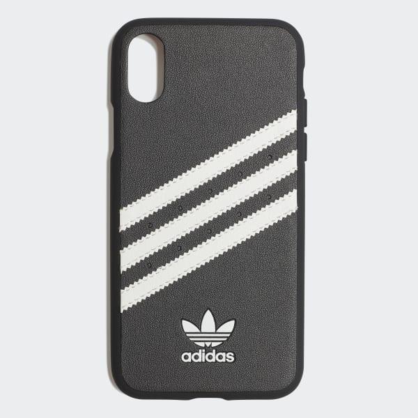 Molded iPhone X Schutzhülle schwarz CK6171
