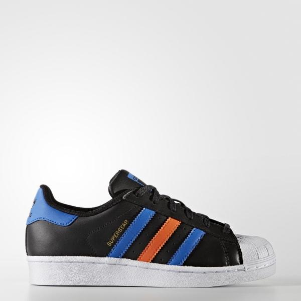 Superstar Shoes Black BB0353