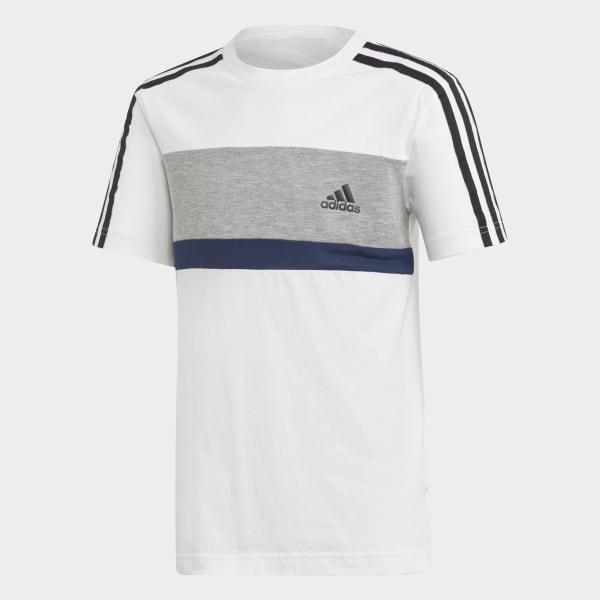 Sport ID Fleece T-shirt wit DI0205