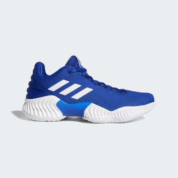 Pro Bounce 2018 Low Shoes Blue AH2678