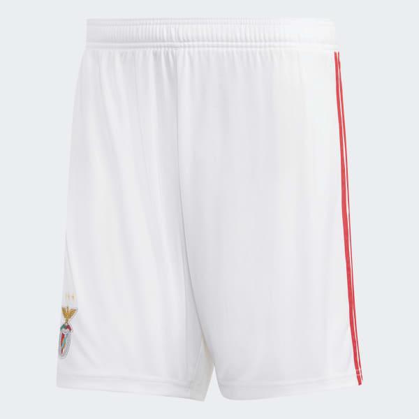 Benfica Home Shorts White CF5293