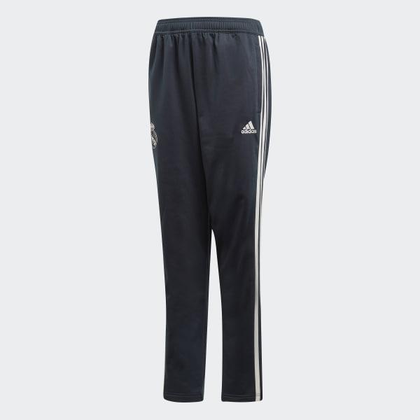 Pantalon Real Madrid Polyester bleu CW8639