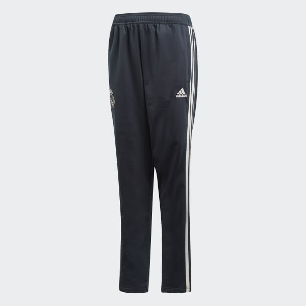 Real Madrid Polyester Pants Blue CW8639