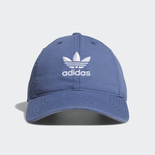 Relaxed Strap-Back Cap Blue CI8490