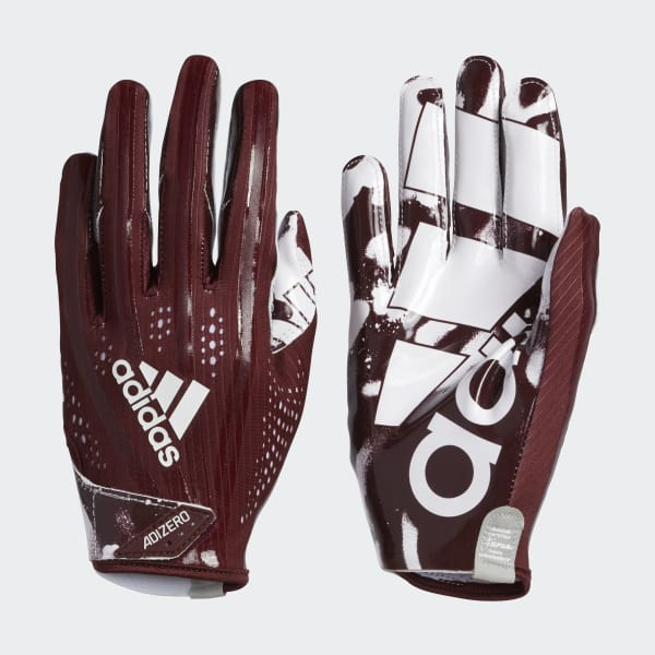 Adizero 5-Star 7.0 Tagged Gloves Red CJ9092