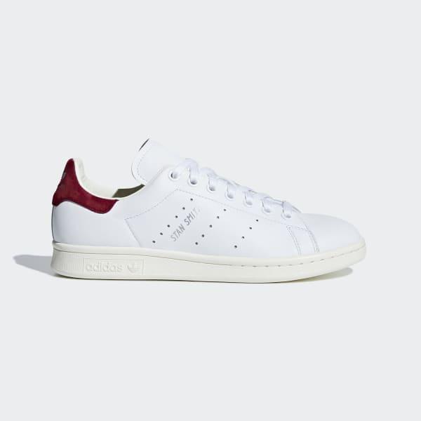 Stan Smith Shoes Vit AQ0887