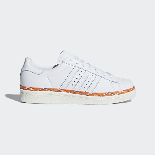 Zapatillas Superstar 80s New Bold Blanco AQ0872