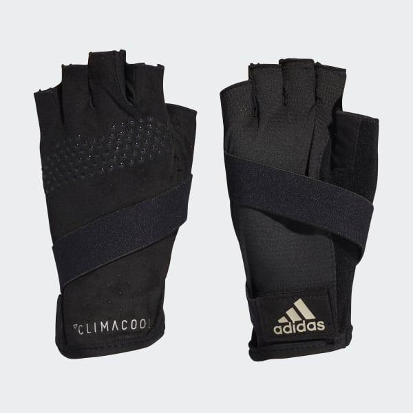 Climacool Handschoenen zwart CF6140
