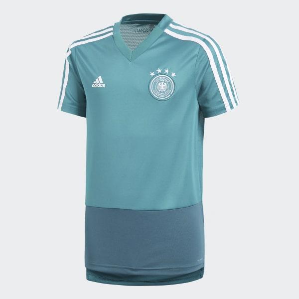 DFB Trainingstrikot türkis CE6606