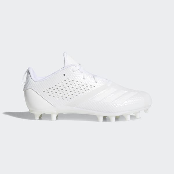adizero 5-Star 7.0 Cleats White CG4446