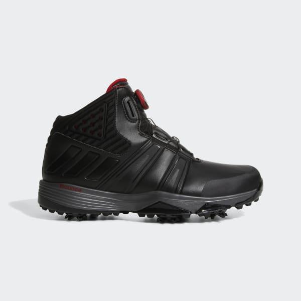 Climaproof Boa Wide Shoes Black Q44894