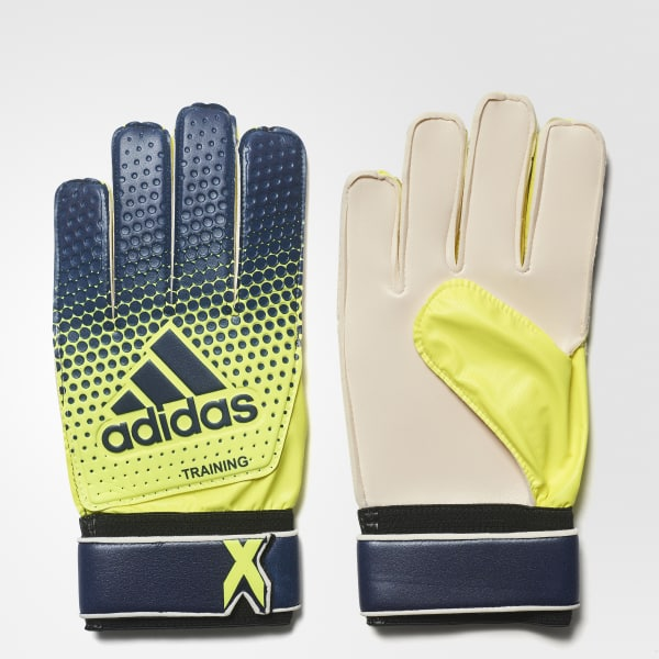 X Training Gloves Blue BS1519