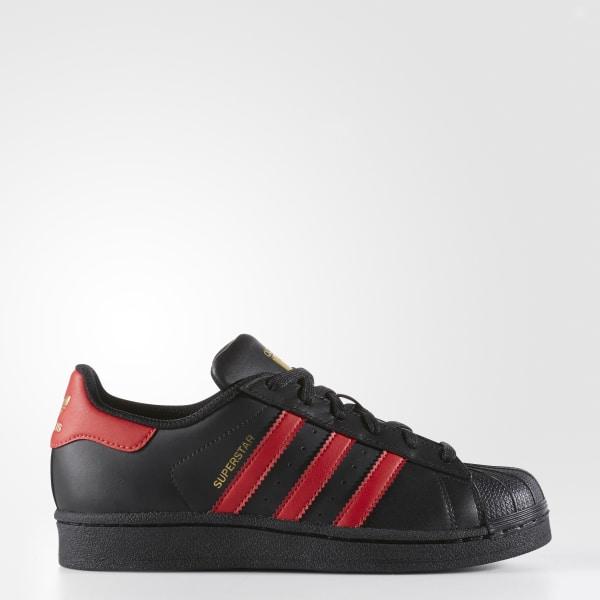 Superstar Shoes Black S80695