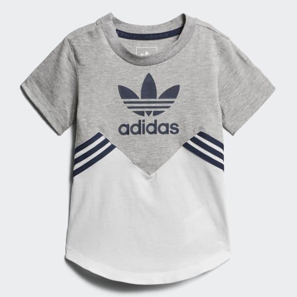 T-shirt Fleece Grigio CY3481