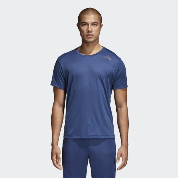 Camiseta FreeLift Climalite NOBLE INDIGO S18 CD9767
