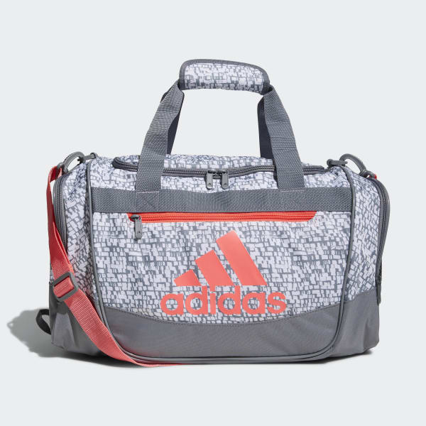 Defender III Small Duffel Grey CJ0392