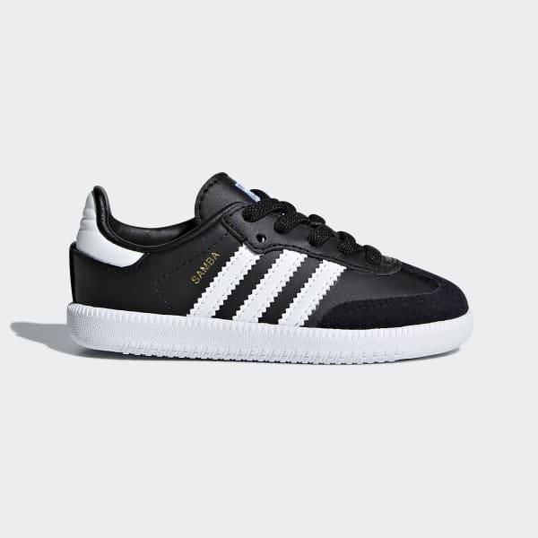 Samba OG Schoenen zwart B42129