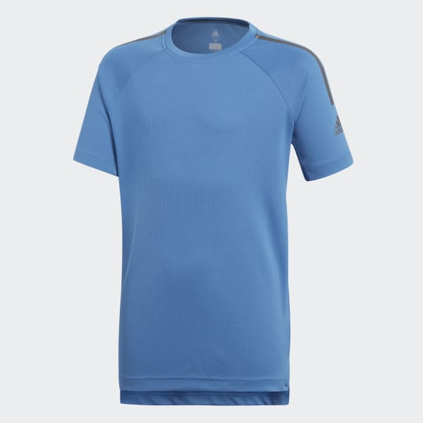 Playera Training Cool Azul CF7095