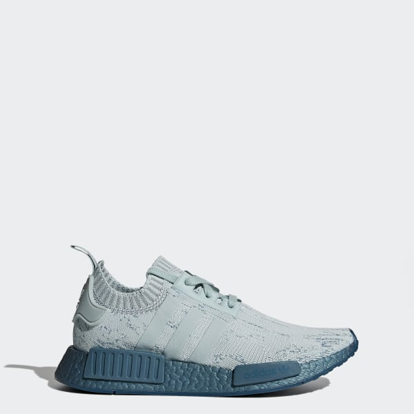 NMD_R1 Primeknit Shoes Green CG3601