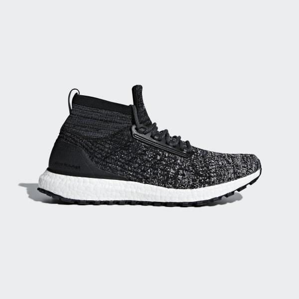 adidas x Reigning Champ Ultraboost All-Terrain Shoes Black DB2043