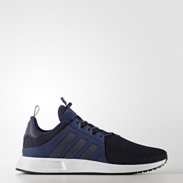 Chaussure X_PLR bleu BY9256