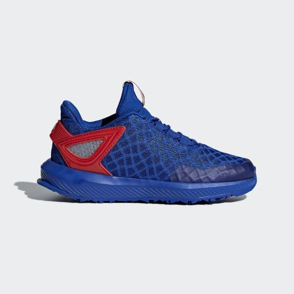 Tenis RapidaRun Hombre Araña Azul CQ0117