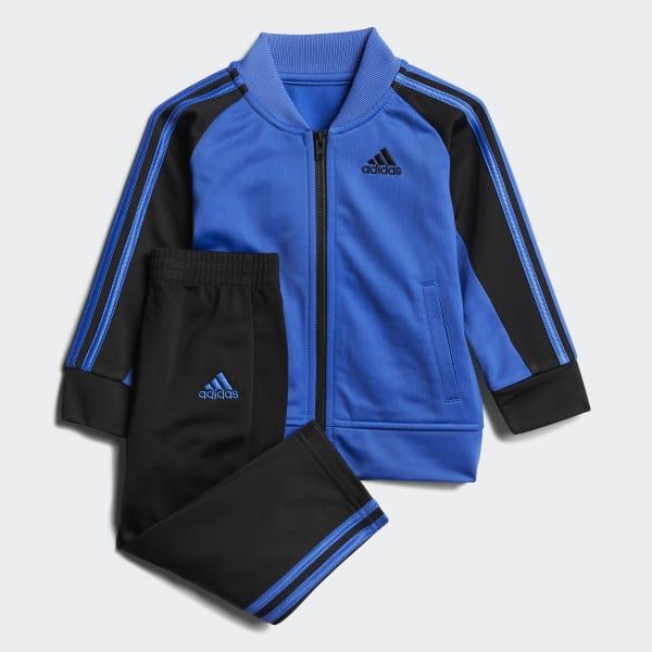 Short Stop Jacket Set Blue CJ2703