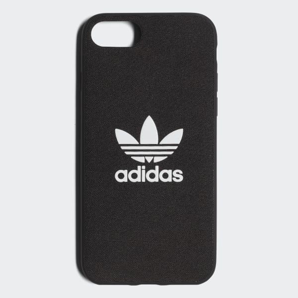 Adicolor Snap Case iPhone 8 Black CJ6178