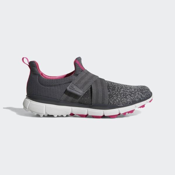Climacool Knit Shoes Grey Q44893