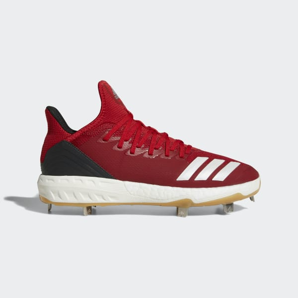 Icon 4 Cleats Red CG5158