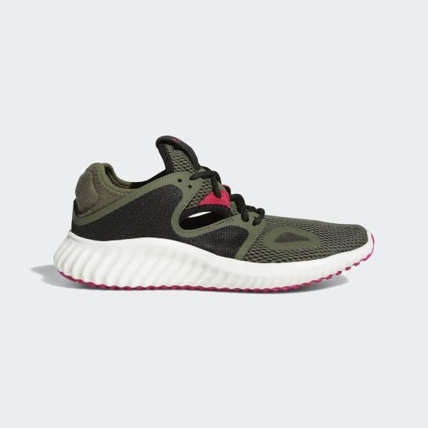Run Lux Clima Shoes Green AC8174