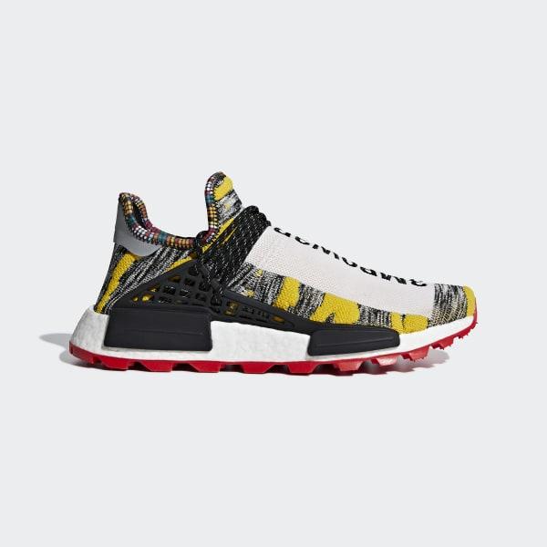 Pharrell Williams SOLARHU NMD Shoes Black BB9527