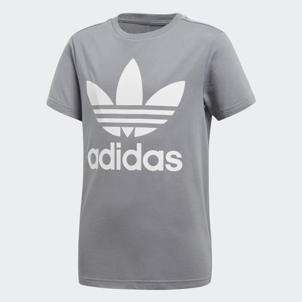 Trefoil T-Shirt grau CF6825