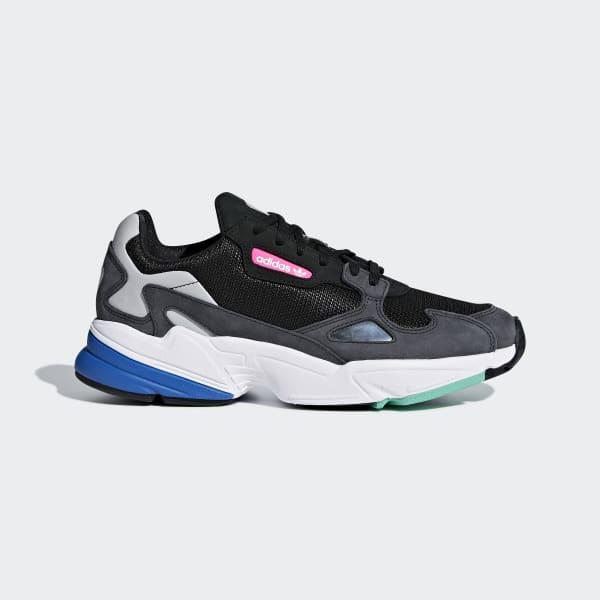 Falcon Shoes Black F35270