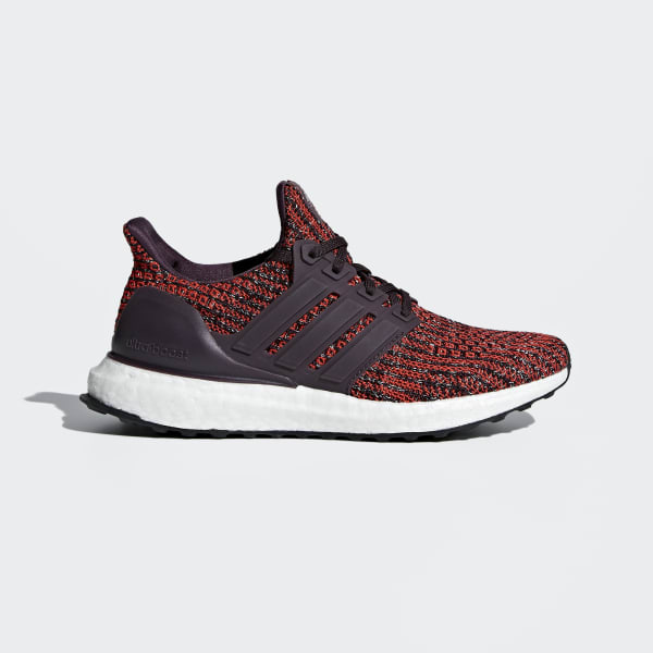 Ultraboost Shoes Red DB1429