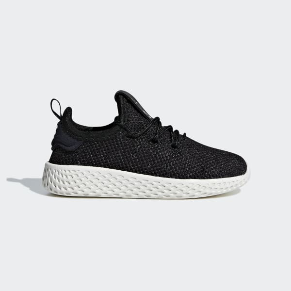 Chaussure Pharrell Williams Tennis Hu noir CM8554