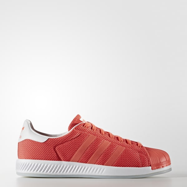 Superstar Bounce Shoes Orange S82239