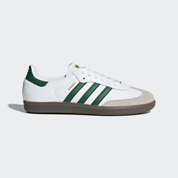 Chaussure Samba OG blanc CQ2149