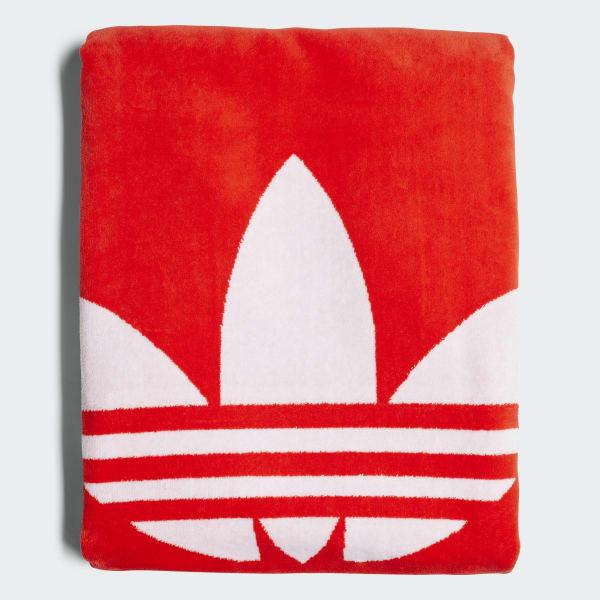 Towel Red CD6144