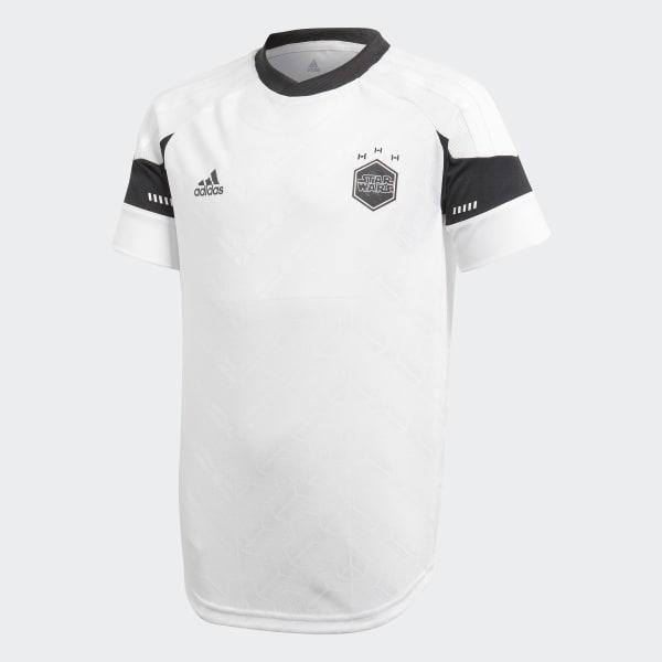 Camiseta de Fútbol Star Wars Blanco CV5986